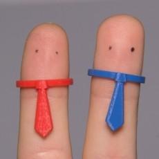 Lil'Hats'N'Stuff : Biz Tie