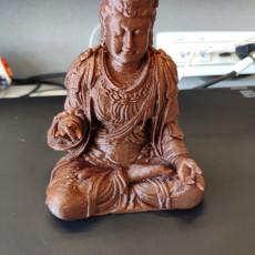 Picture of print of Guanyin (Avalokitesvara)