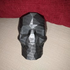 Picture of print of Springo Skull