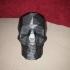 Springo Skull print image