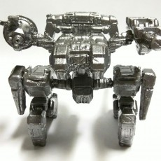 Picture of print of Metal Gear REX