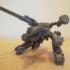 Metal Gear REX print image