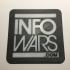 Infowars.com coaster primary image