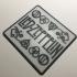 Led Zeppelin Logo Coaster image