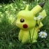 Pikachu - Pokemon in high resolution. Check out my profil for more pokemon characters. primary image