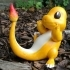 Charmander - Pokemon in high resolution. Check out my profil for more pokemon characters. primary image