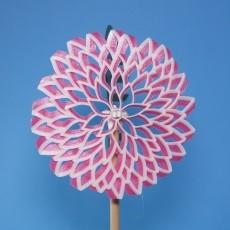 Big Flower Pinwheel