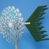 Big Flower Pinwheel image