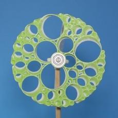Bubbles Pinwheel