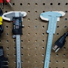 Picture of print of Peg Anything // Caliper Holder
