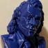 The Joker - Heath Ledger - Bust print image