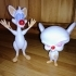 Pinky and the Brain image