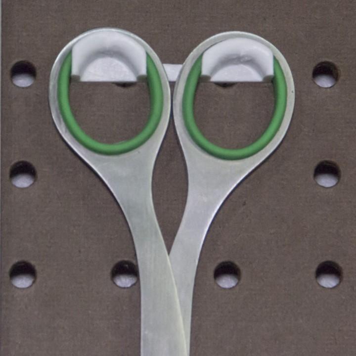 Peg Anything // Allex Scissors