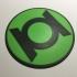 Green Lantern Corps Logo Coaster image