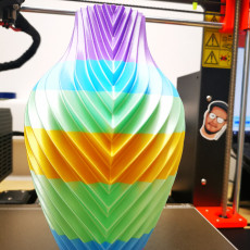 Picture of print of Chromatic Vase