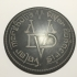 Game of Thrones Coin of the Many Faced God Coaster primary image