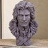 Game of Thrones - Jon Snow Bust print image