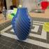 Chromatic Split Vase print image