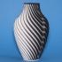 Chromatic Split Vase primary image