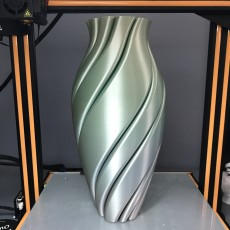 Picture of print of Spin Vase 3 This print has been uploaded by Cameron