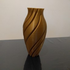 Picture of print of Spin Vase 3 This print has been uploaded by Paulo