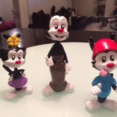 Picture of print of The Animaniacs