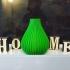 Bulb Vases print image