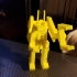 Easily-Printable Mini Power Loader print image