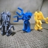 Easily-Printable Mini Power Loader image