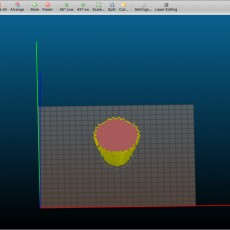 Picture of print of Chromatic Quantum Vase