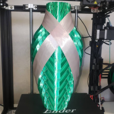 Picture of print of Chromatic Quantum Vase