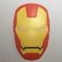 Iron Man Coaster image