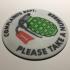 Complaints Department Sign / Coaster image