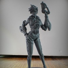 Overwatch - Tracer Full Figure