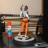 Overwatch - Tracer Full Figure print image