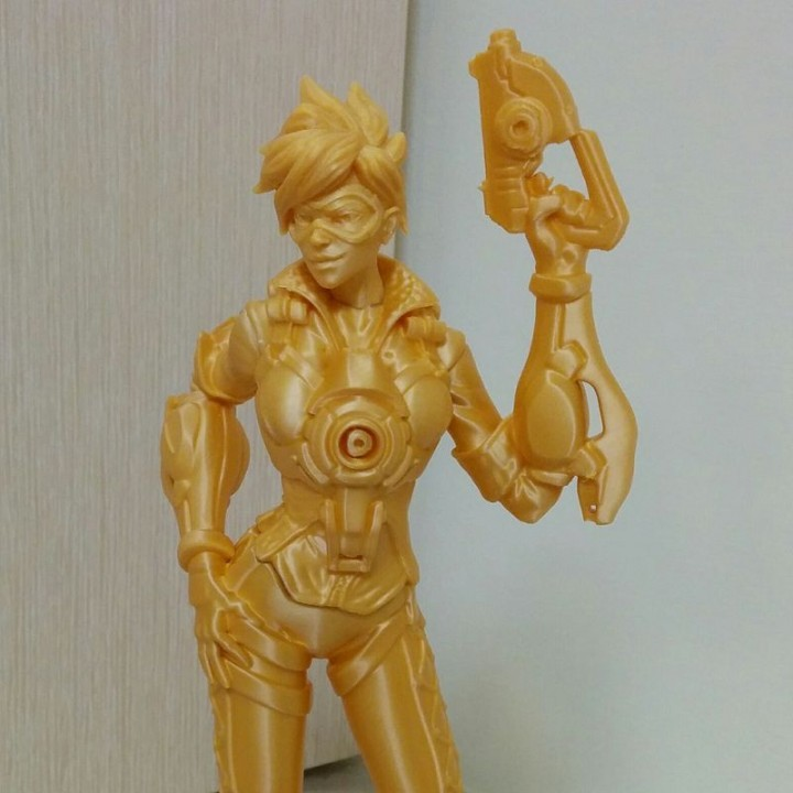 Overwatch - Tracer Full Figure