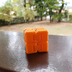 Picture of print of Fidget Cube Remix
