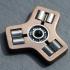 Tungsten-Bronze Fidget Spinner image