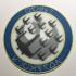 Star Wars Wraith Squadron Unit Patch Coaster / Plaque primary image