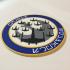 Star Wars Wraith Squadron Unit Patch Coaster / Plaque image