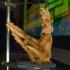 Figure of The Goddess Ganga image