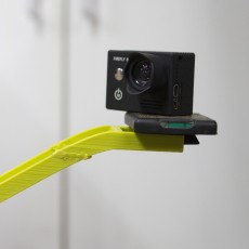 Taz 6 Action Camera Mount