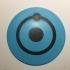 Watchmen Dr Manhattan Coaster image
