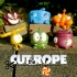 Cut the Rope: Om Nom and his friends. primary image