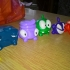 Cut the Rope: Om Nom and his friends. print image