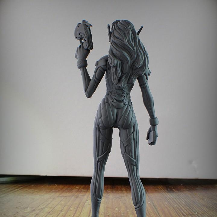 Overwatch - D.Va Full figurine