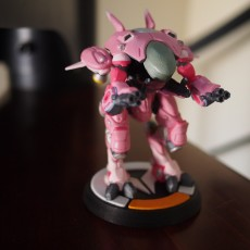 Picture of print of Overwatch - D.Va & Meka - Victory Pose