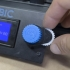 3D Printer Gear Knob with Fine Tuning Dial image