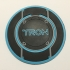Tron Legacy Disk Coaster primary image