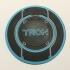 Tron Legacy Disk Coaster image